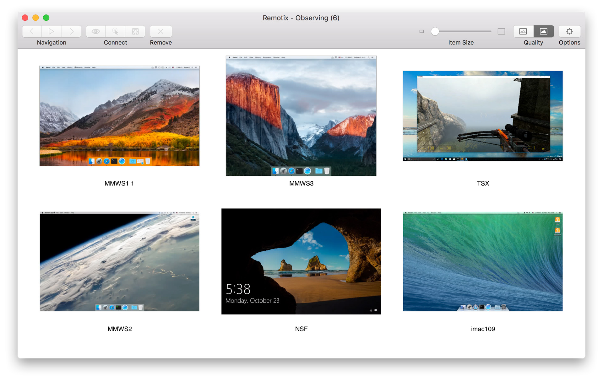 Nulana - Remotix for Mac